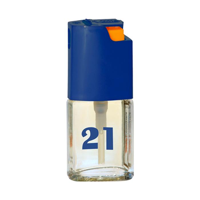 عطر جیبی مردانه بیک شماره ۲۱