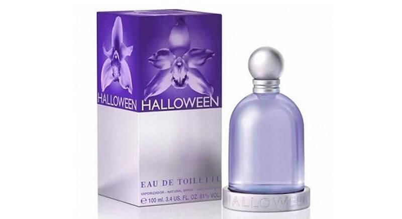 ویژگی بطری ادکلن زنانه هالووین