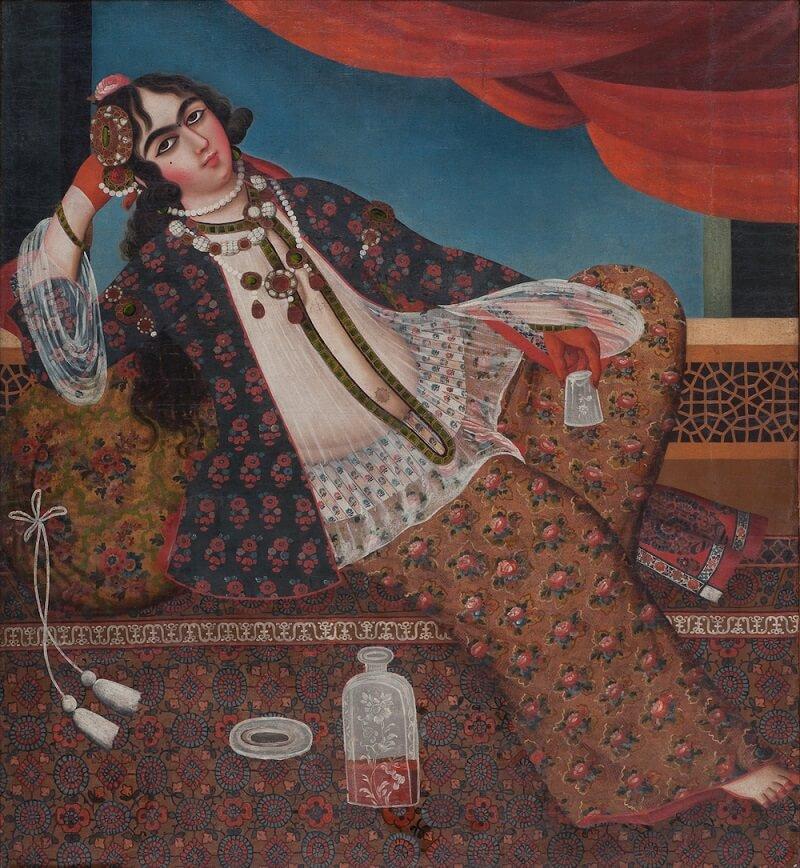 تاریخچه عطر در ایران