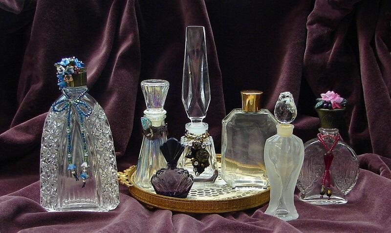 اهمیت پیدا کردن تدریجی ظروف مورد استفاده برای عطر