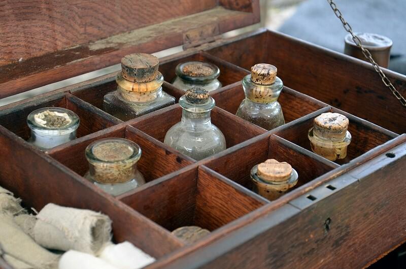 کاربرد عطر در زمان های قدیم