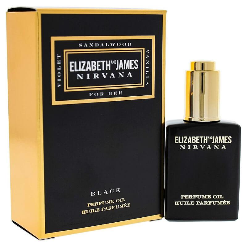 عطر زنانه گرم نیروانا بلک Nirvana Black