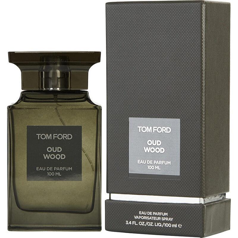 6- عطر زنانه گرم اود وود از برند تام فورد Oud Wood