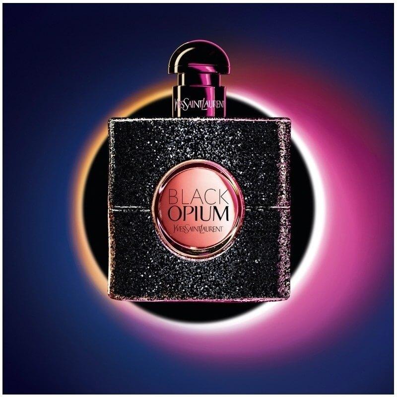 عطر زنانه ایو سن لورن بلک اوپیوم (black opium)