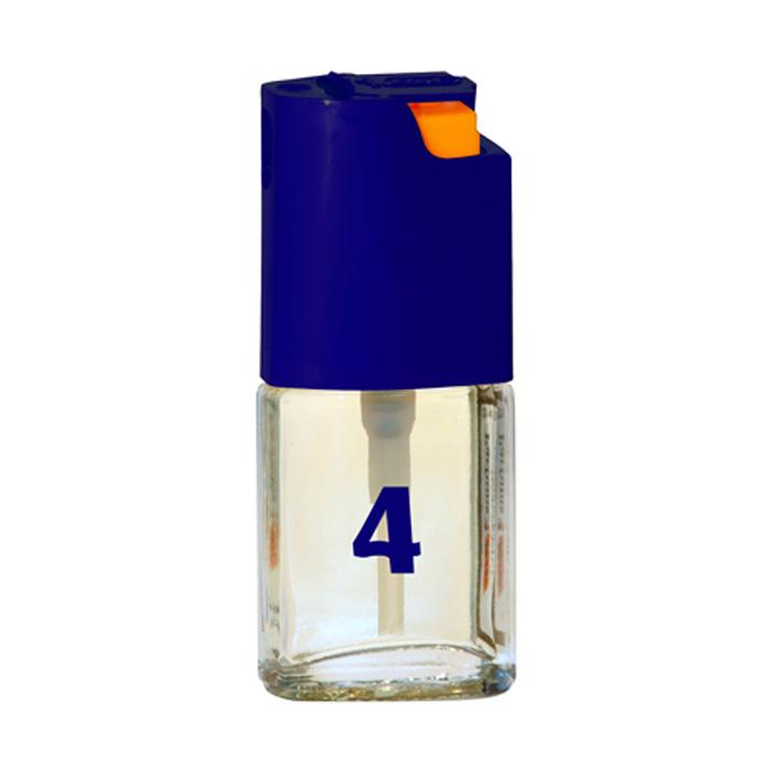 عطر جیبی بیک شماره ۴ حجم ۷.۵ میلی لیتر
