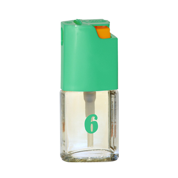 عطر جیبی بیک بانوان- آقایان شماره ۶ حجم ۷.۵ میلی لیتر