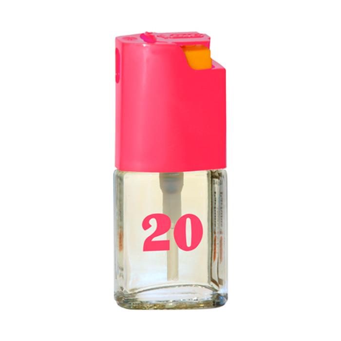 عطر جیبی زنانه بیک شماره ۲۰ حجم ۷.۵ میلی لیتر