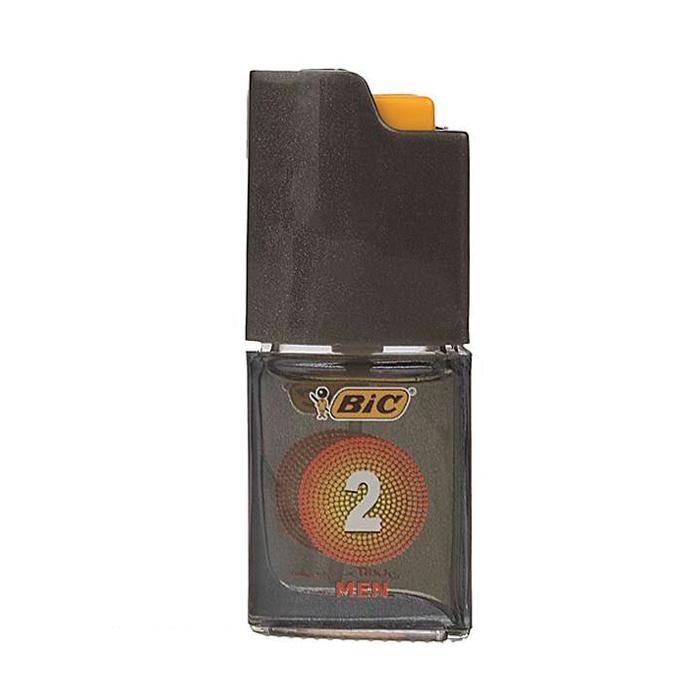 عطر جیبی مردانه بیک مدل دات کالکشن شماره ۲ حجم ۷.۵ میلی