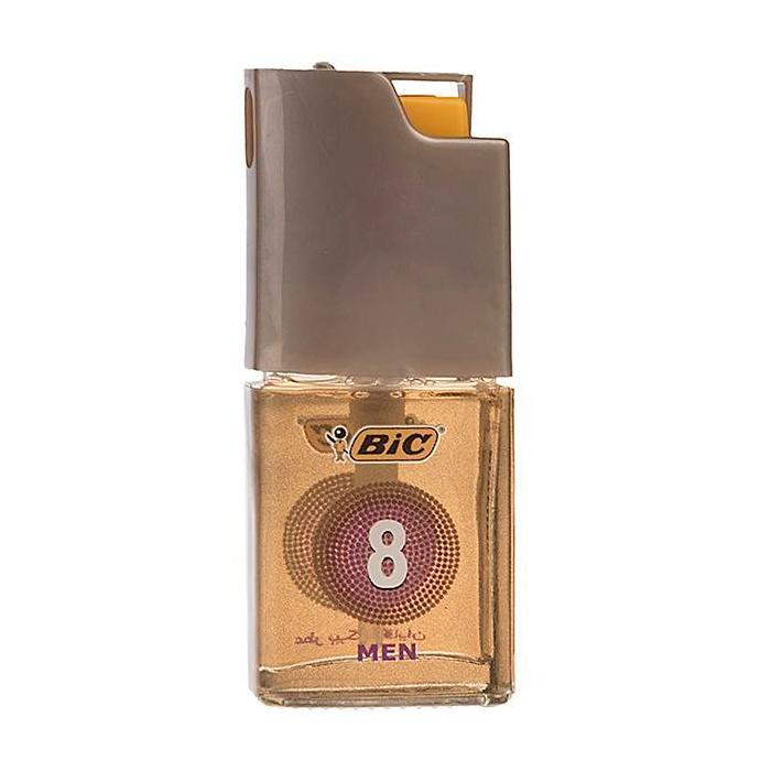 عطر جیبی مردانه بیک مدل دات کالکشن شماره ۸ حجم ۷.۵ میلی لیتر
