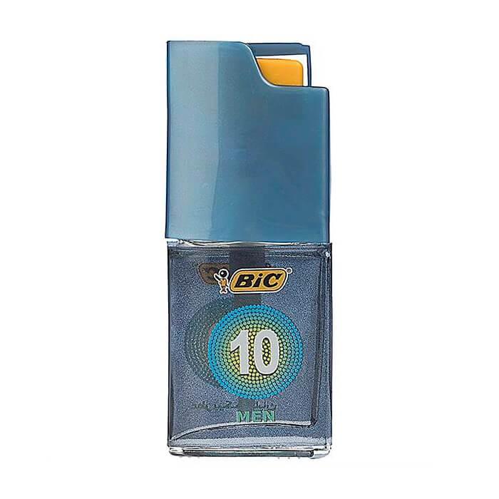 عطر جیبی مردانه بیک مدل دات کالکشن شماره ۱۰ حجم ۷.۵ میلی لیتر